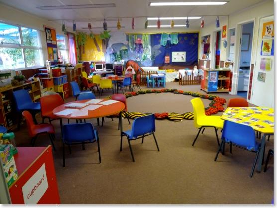 Ashridge Nursery Setting