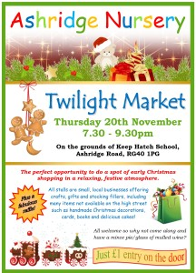 Twilight Market Flyer- 2 2014